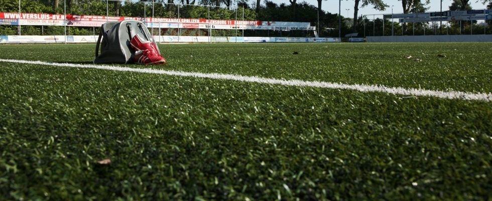 Voetbal - kunstgras