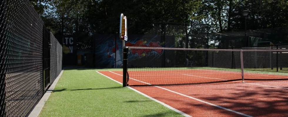 Tennis - Kunstgras tennisbaan