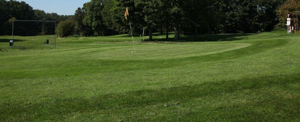 Golf - Aanleg golfbaan