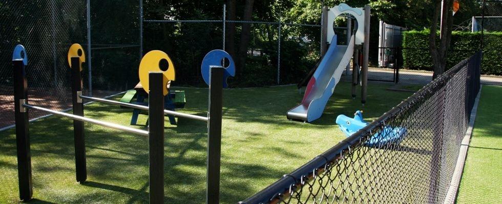 Spelen - Hergebruikt speeltoestellen