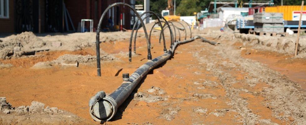 Infra - Sloop- en grondwerk